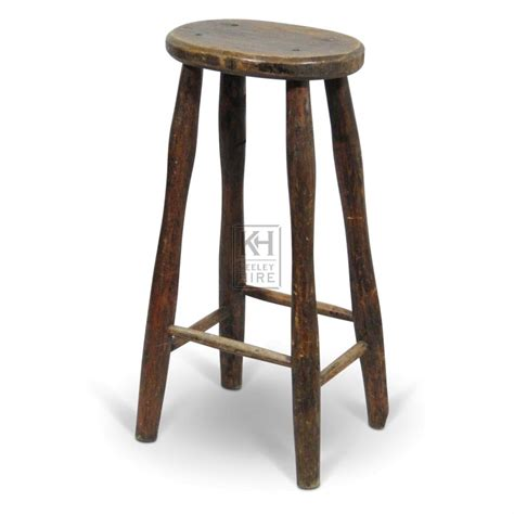 very tall bar stools prop hire 187 stools 187 tall oval wood bar stool keeley hire
