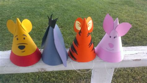 Shower Cap Pooh 8 winnie the pooh birthday hats pooh frends