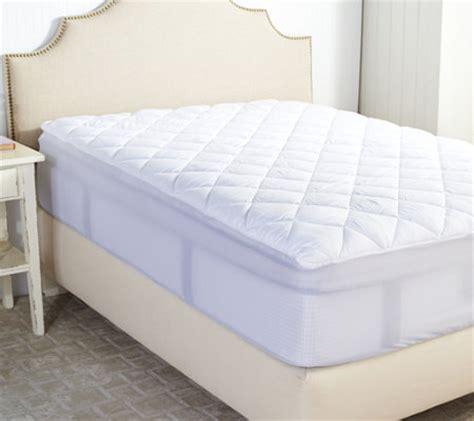 serta sleeper calking mattress pad with nanotex