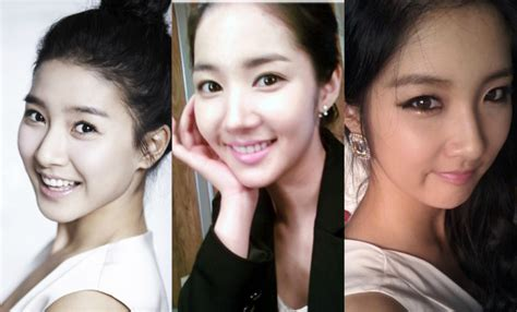 park yoon jae son eun seo looking like a couple in love top korean celebrity look alikes continued with exo b a