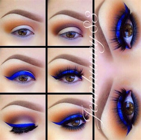 eyeliner tutorial brown eyes 13 of the best eyeshadow tutorials for brown eyes