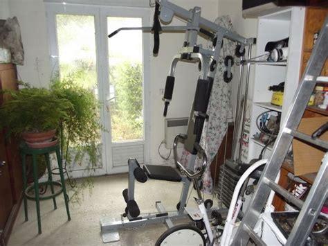 banc de musculation striale fitness partner posot class