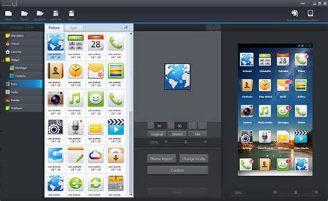 theme creator emotion ui consulta temas ascend g510