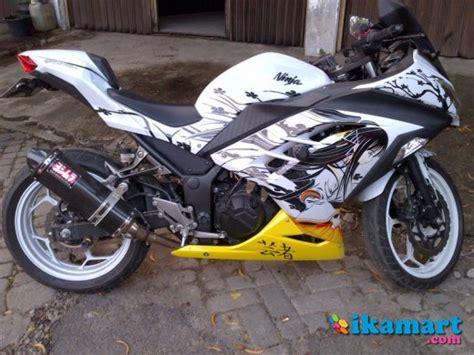 Jual Lu 250 Fi jual 250 fi white modif motor