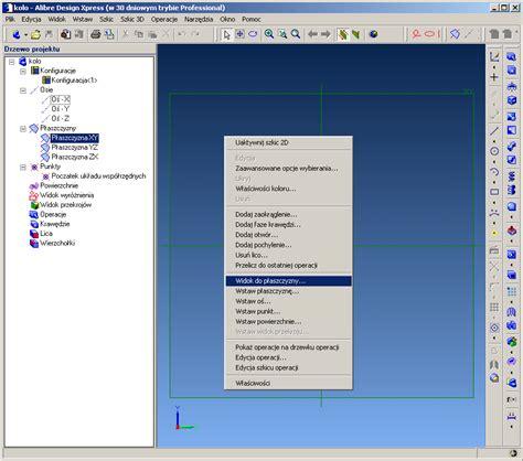 design xpress alibre design xpress 11 0 cad 3d modelowanie bryłowe