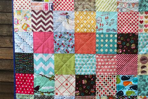 That Quilts by Scrappy Charm Square Quilt Sew Delicious