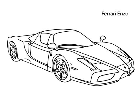 all cars coloring pages cool car coloring pages coloring home