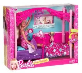 Barbie Bedroom Barbie 174 Glam Bedroom