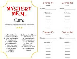 dinner name ideas 25 best ideas about mystery dinner on mystery