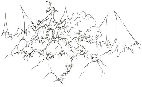 mountains coloring page mountain printable coloring pages