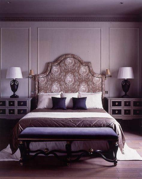 purple master schlafzimmer lila zimmer erscheinen als eyecatcher im haus