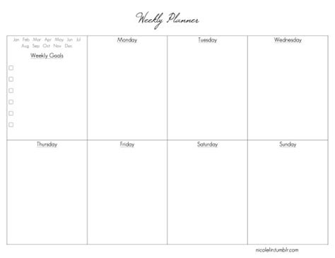 daily planner printables tumblr printables on tumblr