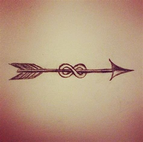infinity arrow tattoo meaning 30 amazing arrow tattoos for pretty designs