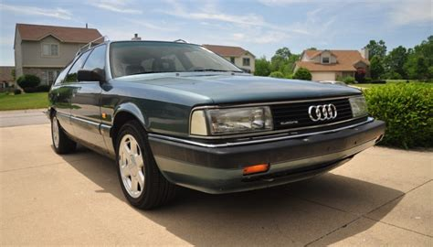 how to work on cars 1991 audi 200 electronic toll collection 1991 audi 200 quattro avant turbo 5 speed for sale on bat auctions sold for 5 200 on august 3