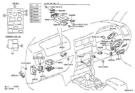 100 100 hilux horn wiring diagram 100 series