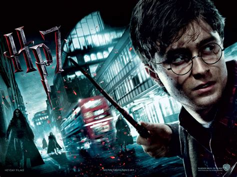 harry potter and the deathly hallows series 7 harry potter series chronological order