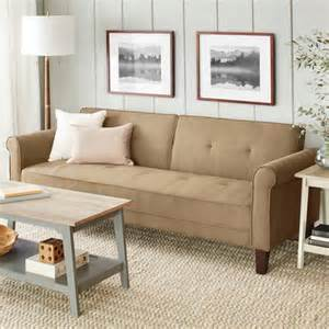 10 ashton microfiber sofa bed walmart