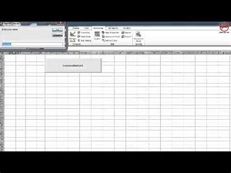 tutorial visual basic in excel 2007 how to create a macro in excel 2010 using visual basic