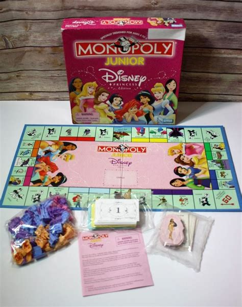 Monopoly Junior Princess 133 best images about monopoly on the smurfs