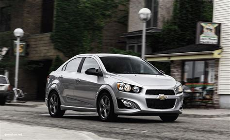 2014 Chevy Sonic Sedan by 2016 Chevy Sonic Rs Autos Post