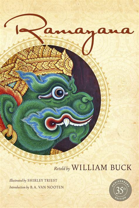 Ramayana by William Buck - Paperback - University of