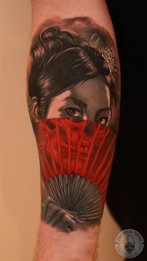 blue geisha tattoo 25 best ideas about geisha tattoos on