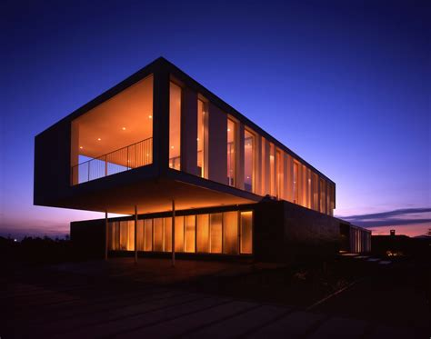 the modern house contemporary modern house in chilean countryside gatica