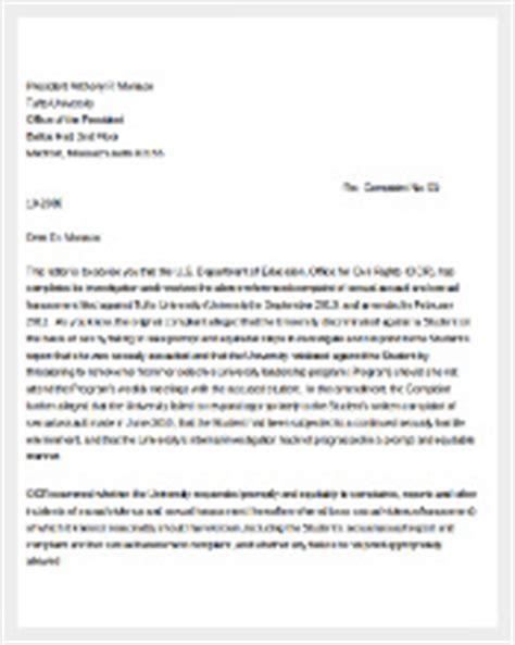Complaint Letter Environment 164 Complaint Letters Free Sle Exle Format Free Premium Templates