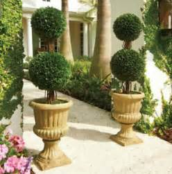 indoor outdoor topiary 36 artificial plants
