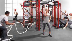 Hit The Floor Insanity - battle ropes signature fitness club