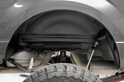 rear wheel   liners    dodge ram