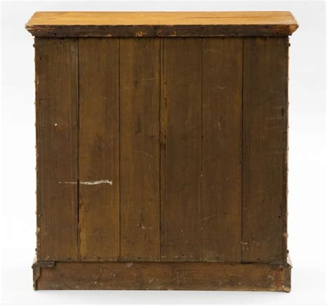 bamboo cabinet pine english antique faux bamboo cabinet