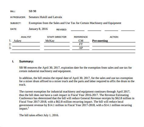 7 Sle Equipment Bill Of Sale Templates Sle Templates Equipment Bill Of Sale Template