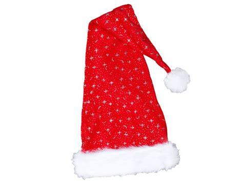luxury santa hat luxury santa claus hat with glitter 35