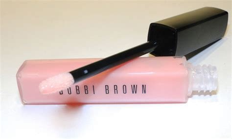 Lipgloss Pink brown almost pink lipgloss the luxe list