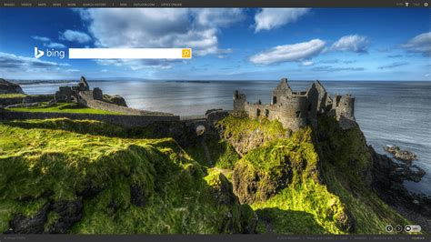 bing home page images  high definition add captions