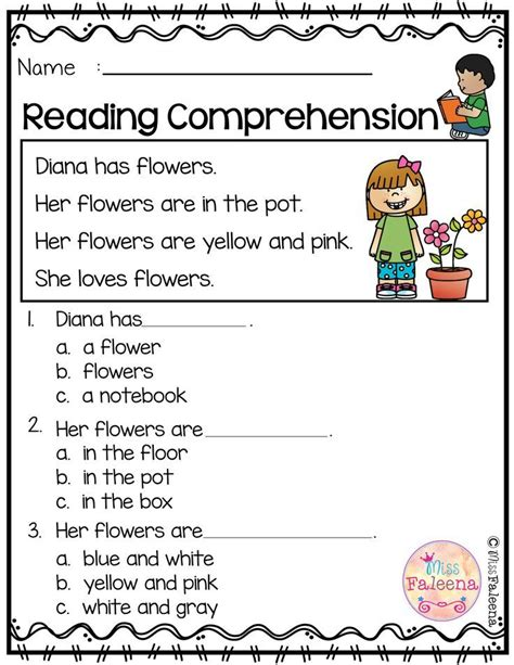 reading comprehension tests new curriculum 5604 best freebies across the curriculum k 5 images on