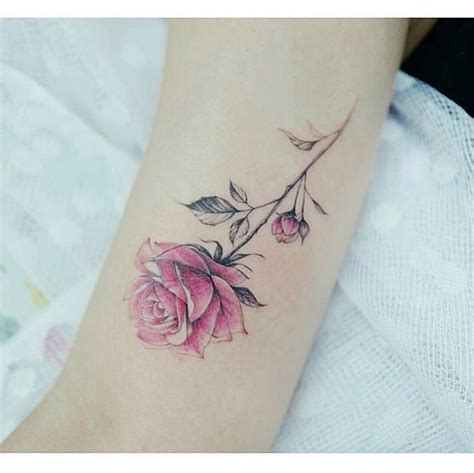 fine tattoo work instagram m 225 s de 25 ideas fant 225 sticas sobre tatuajes de flores en