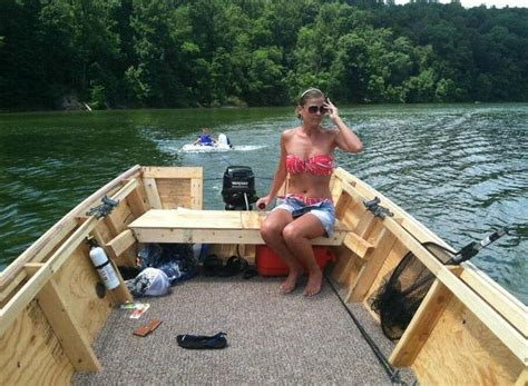 homemade wooden boat plans wooden jon boat design yahoo image search results