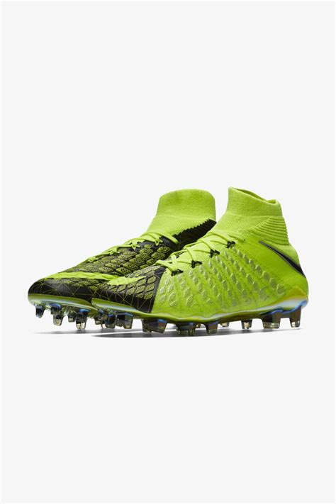Sepatu Soccer Nike Hypervenom Phantom Iii Volt Ea Sports nike hypervenom phantom iii df fg ea sports nike soccer