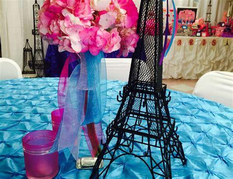 blue sweet sixteen decorations sweet sixteen decorations eiffel paris birthday quot eiffel tower sweet sixteen