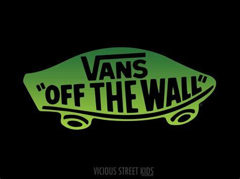 vans background green logo vans the wall logo hd wallpaper 1600x1200px