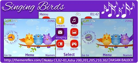 theme maker for c3 grass live nokia asha 303 x3 02 touch and type theme