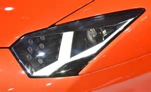 Lamborghini Murcielago Headlights Car And Driver