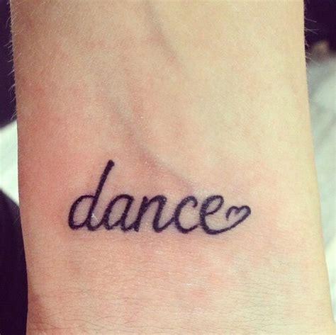 dance tattoo image 2031657 by saaabrina on favim com