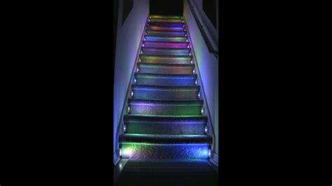 Modern Lighting Fixtures by Led Stair Lights Images Guideline To Install Led Stair