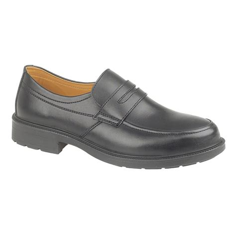 safety sneakers amblers fs46 slip on safety work shoes charnwood safety