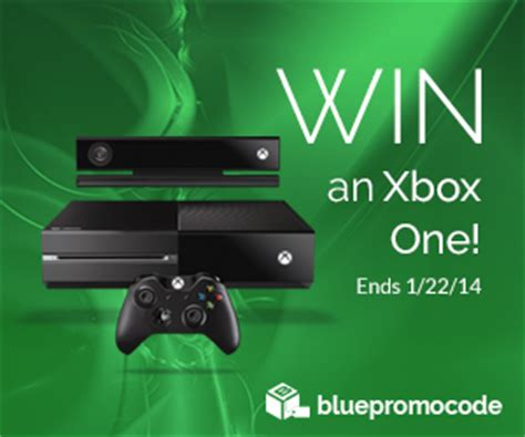 Xbox One Giveaway 2014 - are you lucky enough to win the bluepromocode xbox one giveaway dayfire blog