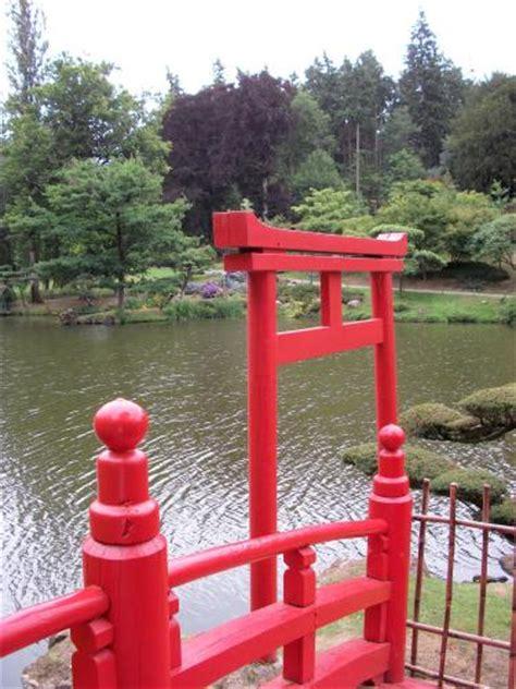 Portique De Jardin Japonais 4599 by Le Jardin Japonais Paperblog
