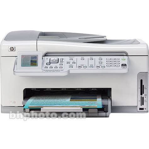 Printer Scanner All In One hp photosmart c6180 all in one printer scanner copier